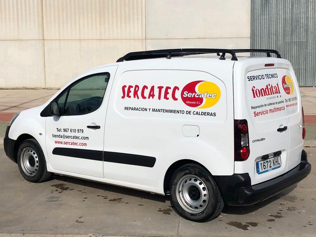 servicio tecnico de calderas de gasoleo sercatec